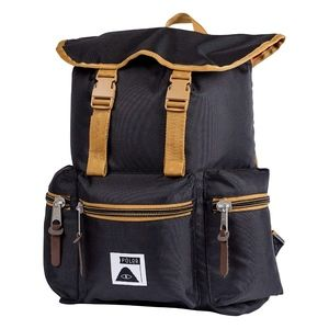 Poler Stuff Roamers Pack Backpack - Black